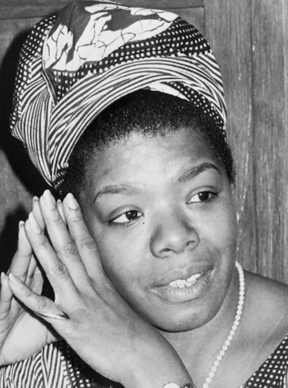 Rest in Peace Dr. Angelou, you will be greatly missed but never forgotten..