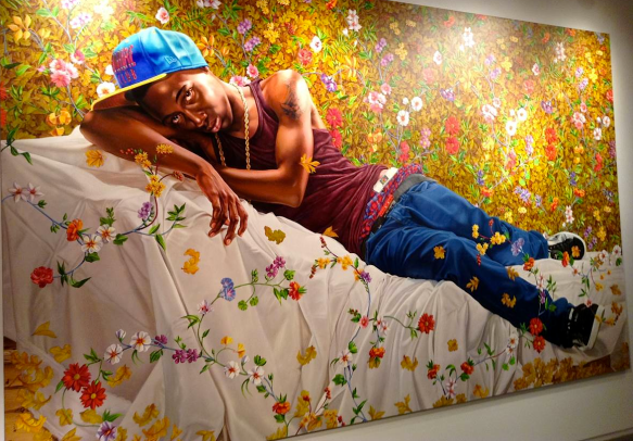 Morpheus Kehinde Wiley