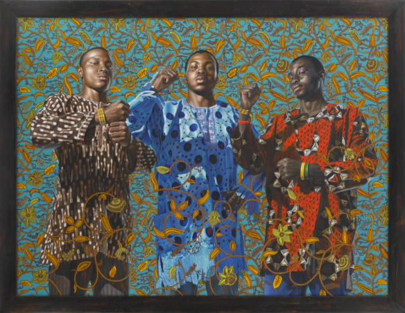 Hunger Kehinde Wiley