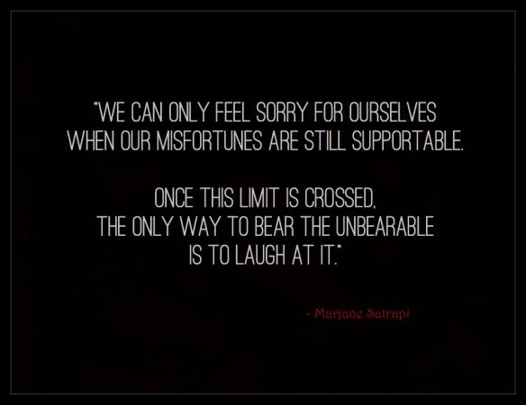 Laugh..