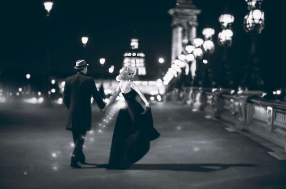 Midnight in Paris... Katherline Lyndia