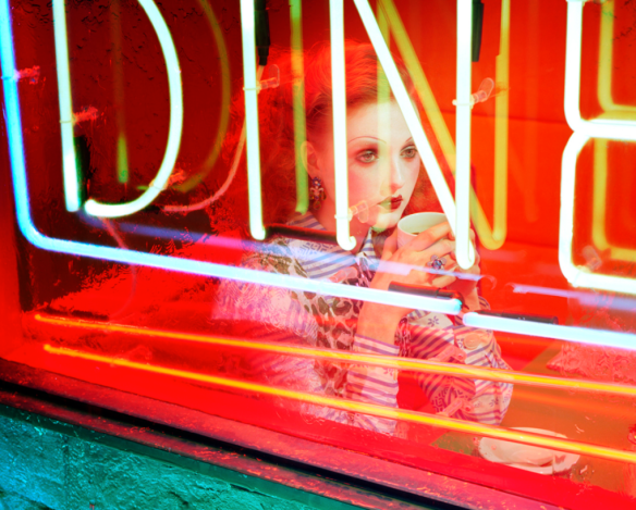 Coffee understands… - Miles Aldridge