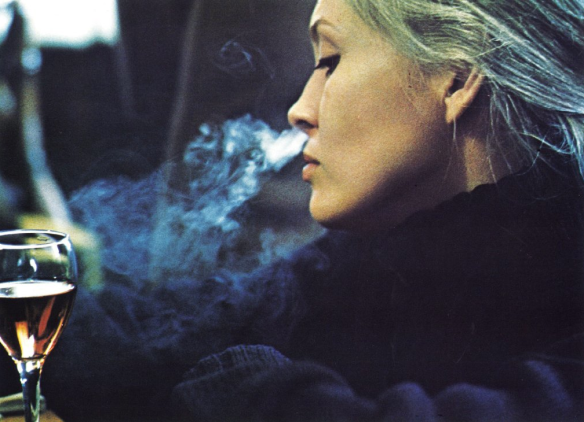 Puzzle of a Downfall Child (1970) - Faye Dunaway