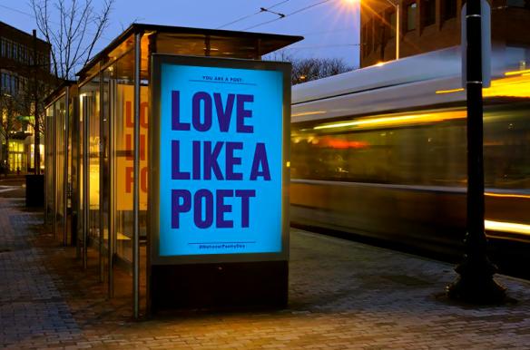 ..like a poet