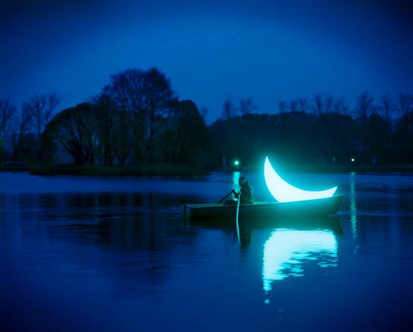Private Moon by Leonid Tishkov