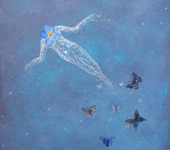 Forget me not,  Ari Kwon