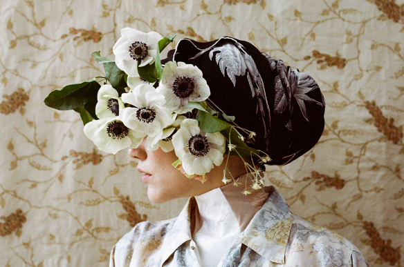 Overgrowth Parker Fitzgerald and Riley Messina  (photography & floral design) @ yatzer.com