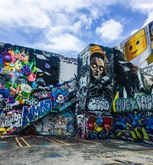 Wynwood Miami 2017 mashup